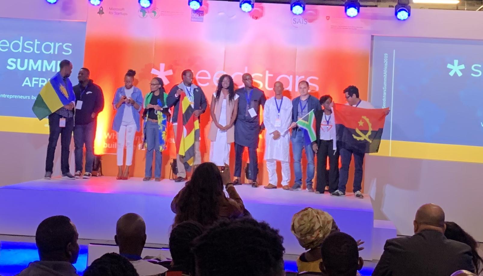 Seedstars Summit Africa 2019