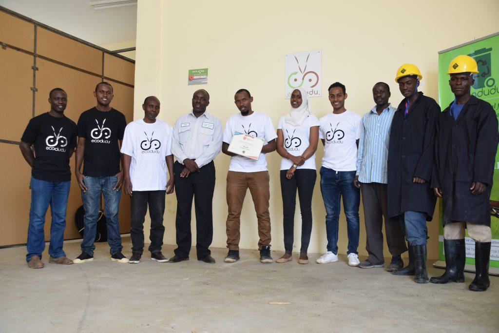 Ecodudu team