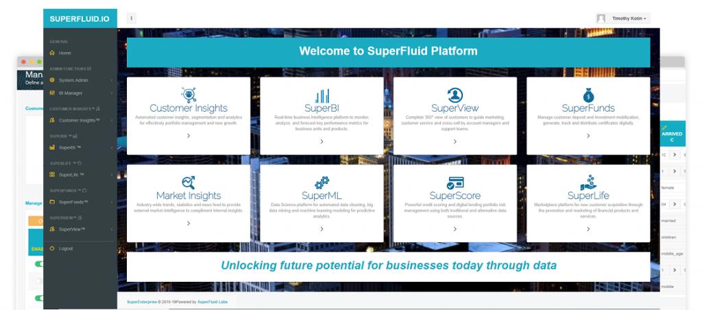 Superfluid Platform tools