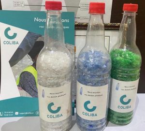 Coliba processes PET pellets
