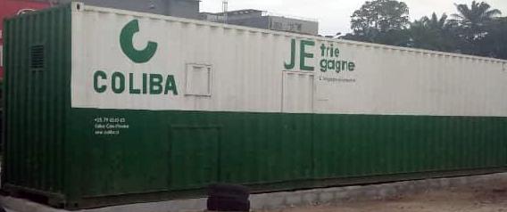 Coliba Container