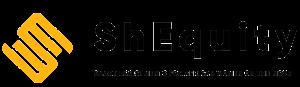 Shequity logo
