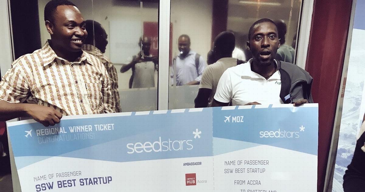 Agrocenta seedstars banner